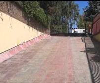 limpieza de garajes Sevilla - rampa