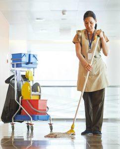 limpieza de comunidades en Sevilla - portales