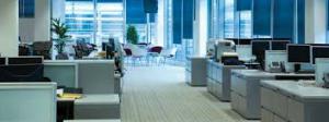 limpieza de despachos en Sevilla - oficina