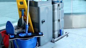 limpieza de comunidades Valencia - equipo limpieza