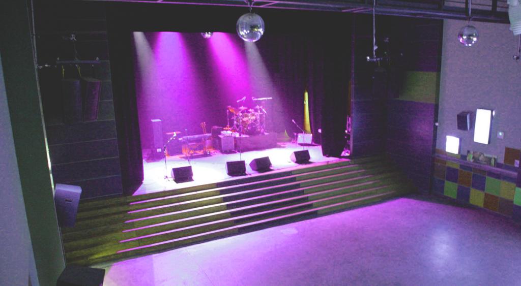 organización de espectáculos musicales en Valencia - escenario