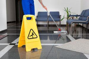 empresa de limpieza en Valencia - cartel