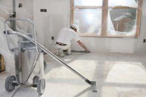 limpieza de fin de obra en Valencia - casa limpia