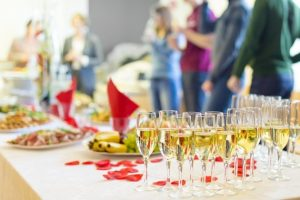 organizacion de eventos en Valencia - mesa preparada