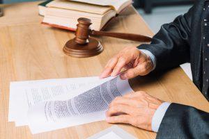 Asesoría jurídica en Valencia - papeleo