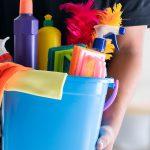 limpieza de centros comerciales valencia - herramientas de trabajo