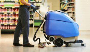 limpieza de locales comerciales valencia - supermercado