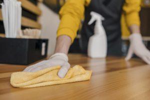 empresa para desinfeccion profesional en valencia - guantes-
