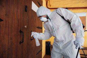 empresa para desinfeccion profesional en valencia - limpieza de puertas-