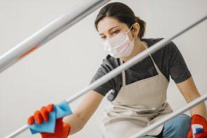 limpieza de residencias privadas en valencia - Escaleras-